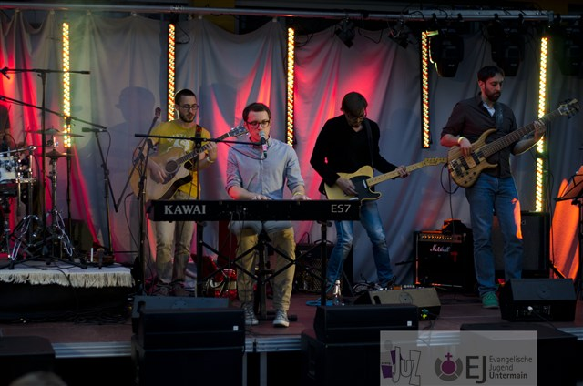 JuZ in Concert – open air am 24. Juni